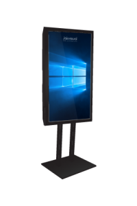 Jual Kiosk Touch Screen digital - box antrian V-Touch Lite