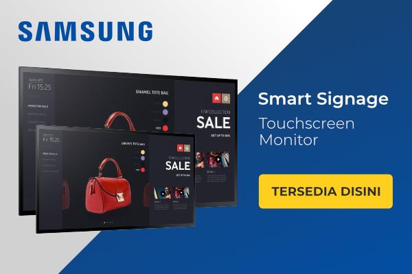 Samsung PMF-BC Touchscreen