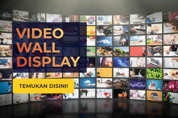 Jual Videowall