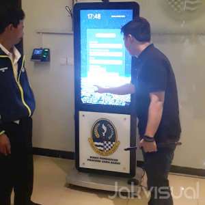 Papan Elektronik - Kiosk Touch Screen
