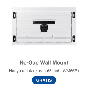 Samsung Flip Wall Mount