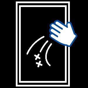 Flexible Erasing