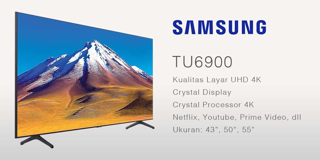 smart tv terbaik Samsung